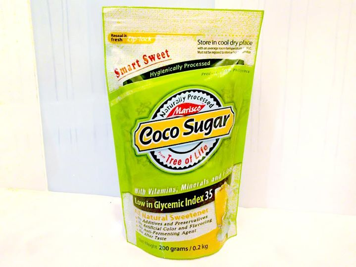 ココナッツオイルの次はこれ?プエルトガレラのおみやげ vol.002 フィリピンのココナッツシュガー砂糖
