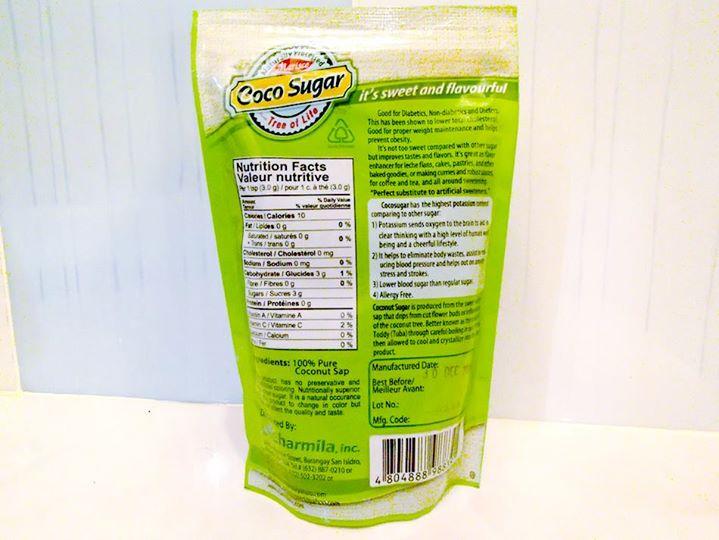 ココナッツオイルの次はこれ?プエルトガレラのおみやげ vol.002|フィリピンのココナッツシュガー砂糖