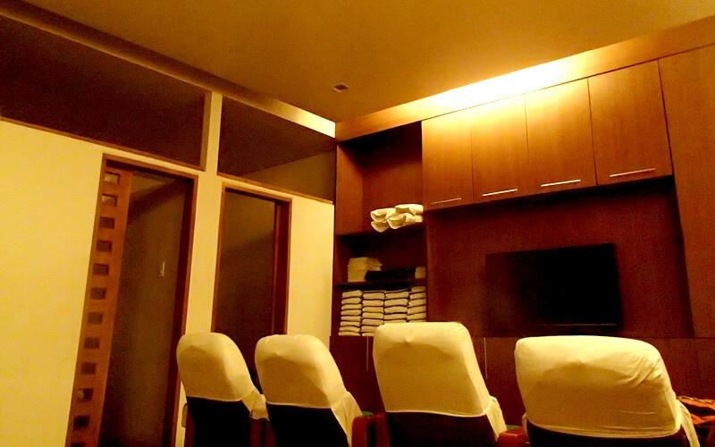 マニラ空港ターミナル3でゆっくり仮眠ができます!深夜着や早朝便の方におすすめ。マッサージも!SM KENKO SPA
