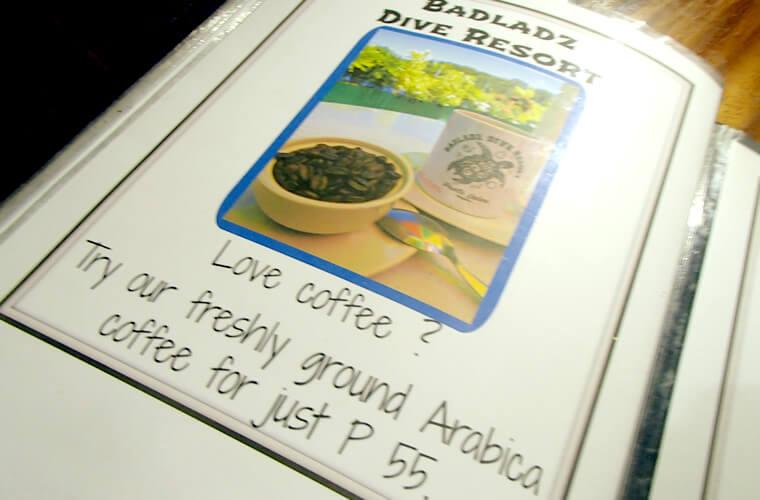 ランチでもディナー後でも、個人的に結構おすすめなのがBADLADSのコーヒー。