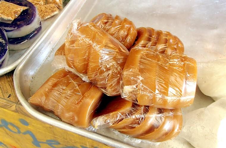 もっちり・しっとり感がたまらない!米粉ケーキ。コチンタ -KUTSINTA- プエルトガレラで食べる!フィリピンスイーツ