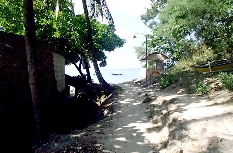 のんびりリラックスできるビッグララグーナへ!サバンビーチから歩いて約30分。|プエルトガレラを歩こう!旅・散歩コースVol.003