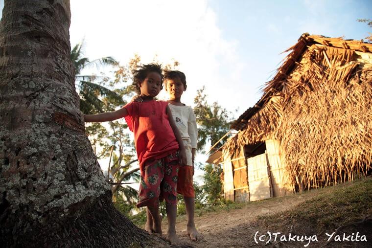 自分の中の世界が広がった。ミンドロ島の先住民族マンギャン族の子供達との出逢い
