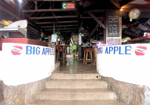 Big Apple Dive Resort(ビッグ アップル ダイブ リゾート)|プエルトガレラのダイビングショップ!