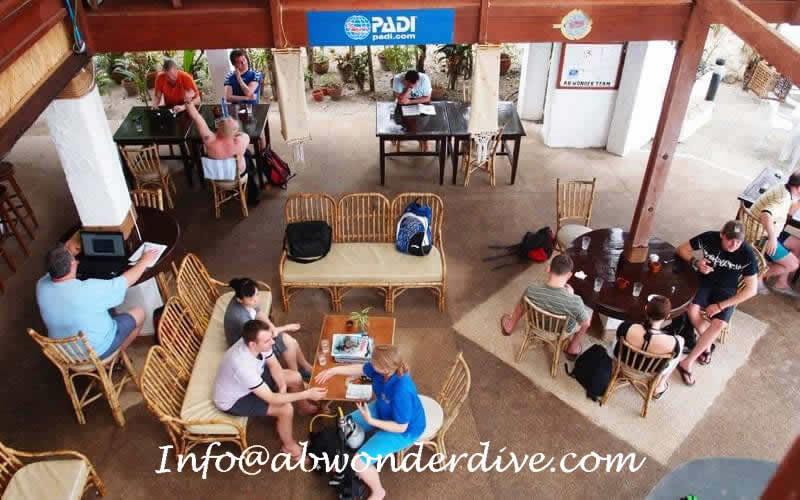 ABWonderdive Resort(エービーワンダーダイブ)|プエルトガレラのダイビングショップ!