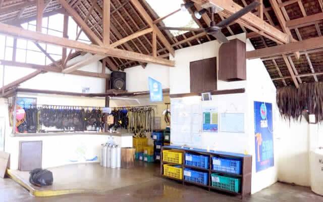 Blue Ribbon Dive Resort(ブルーリボンダイブリゾート)|プエルトガレラのダイビングショップ!
