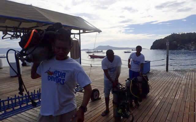 Asia Divers(アジアダイバー)|プエルトガレラのダイビングショップ!