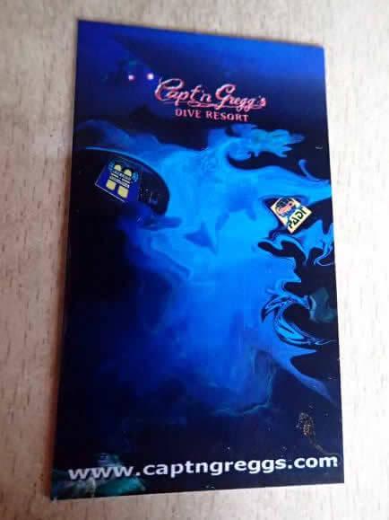 Capt'n Gregg's(キャプテングレッグス ダイブリゾート)|プエルトガレラのダイビングショップ!