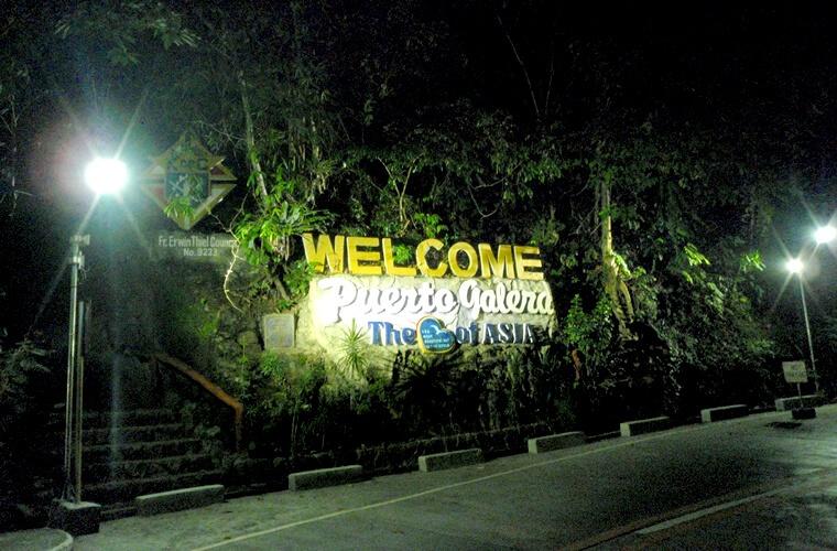 近隣住民や観光客の防犯・治安のために、LED街路灯が設置されました。この街路灯によって観光地付近が夜もきれいにライトアップされています!今までは真っ暗でしたが、これからは安全に夜の観光も楽しめそうです。