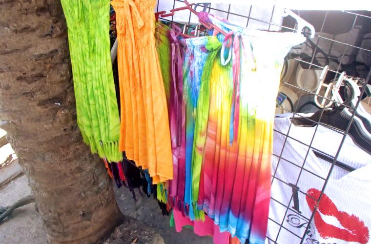 定番のおみやげシリーズ。Tシャツ・衣料品|プエルトガレラにはこんなお土産があります!